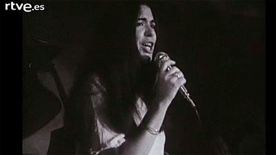 Arxiu TVE Catalunya - Giravolt - Maria del mar Bonet, 1974