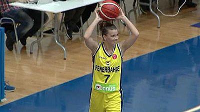 Baloncesto - Euroliga Femenina 1/4 Final 1º Partido: Fenerbahçe - Perfumerías Avenida - ver ahora