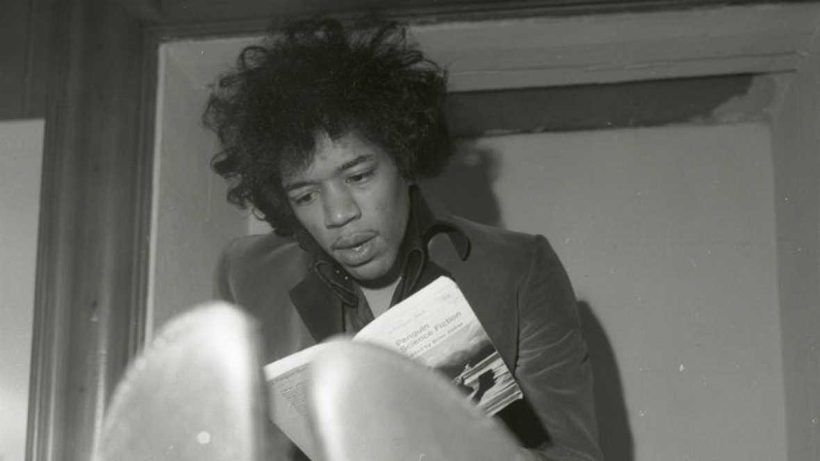 Palabra Voyeur - Empezar de cero. Jimi Hendrix - 08/03/17 - ver ahora