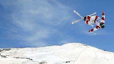 Campeonato del Mundo Snowboard y Freestyle - Freestyle Moguls. Finales - ver ahora