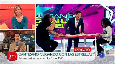 TVE estrena 'Jugando con las estrellas'