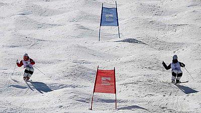 Campeonato del Mundo Snowboard y Freestyle - Freestyle Dual Moguls. Finales - ver ahora