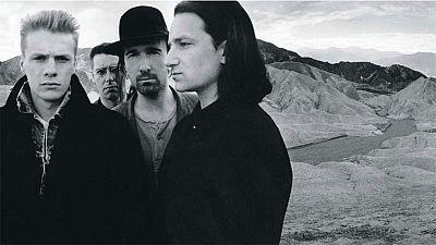 """""""The Joshua Tree"""" de U2 cumple 30 años"""