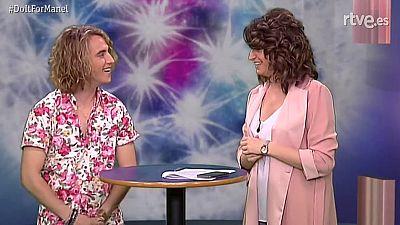 """Eurovisión 2017 - Manel: """"Ojalá que esa gente que no me apoya, al final, lo haga"""""""