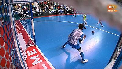 Fútbol Sala - Copa de España 1/4 Final: Palma Futsal - El Pozo Murcia