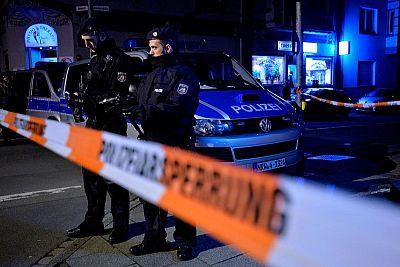 Varios heridos por un ataque con hacha en la estación de trenes de Düsseldorf