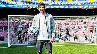 "Sergi Roberto: ""Poder marcar ese gol es increíble"""