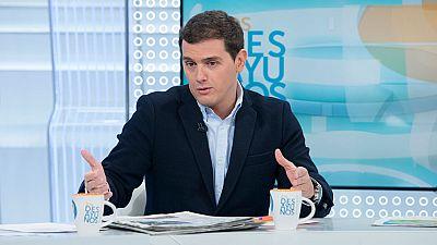 Rivera asegura que no se va a romper el pacto con el PP a pesar de las diferencias sobre corrupción