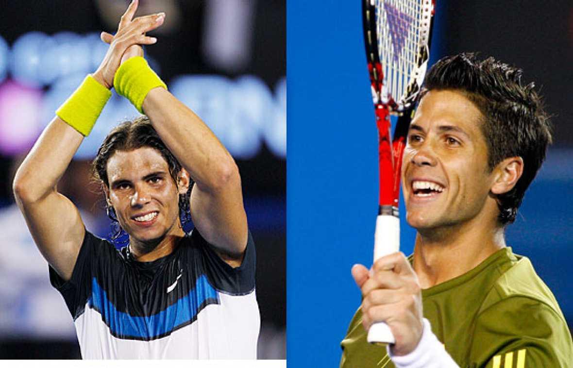 Nadal y Verdasco se enfrentarán en las semifinales del Abierto de Australia. Habrá un finalista español que saldrá del enfrentamiento entre los dos amigos