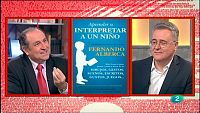 La Aventura del Saber. TVE. Fernando Alberca, autor del libro 'Aprender a interpretar a un niño'