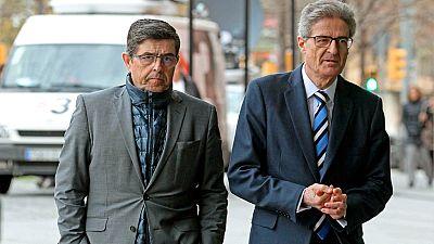 Exdirectivos de Ferrovial niegan pagos a Convergència mientras que dos empresarios admiten facturas falsas