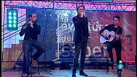 La Aventura del Saber. TVE. Música en directo. 'Nando Agüeros',