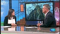 La Aventura del Saber. TVE. WWF. Restauración forestal. Diana Colomina