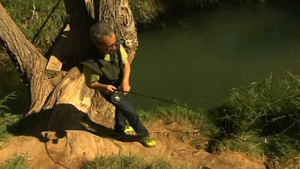 Jara y sedal - Pesca en Masegoso - ver ahora