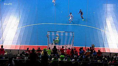 Fútbol Sala - Copa de España 1/4 Final: Movistar Inter - Catgas Energía - Ver ahora