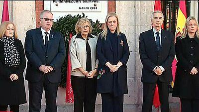 Homenaje a las víctimas del 11M trece años después