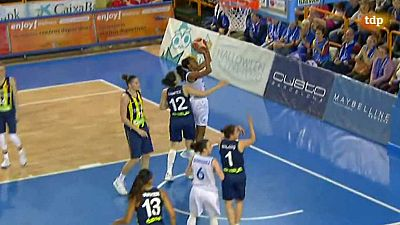 Baloncesto - Euroliga Femenina 1/4 Final 2º Partido: Perfumerías Avenida - Fenerbahçe - ver ahora