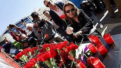 Las campanas doblan en Madrid por las víctimas del 11M trece años después