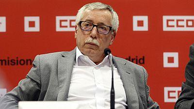 Ignacio Fernández Toxo dejará de ser secretario general de Comisiones Obreras