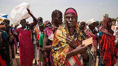 El mundo vive la mayor crisis humanitaria desde 1945