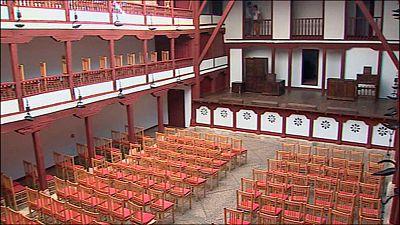 El Corral de Comedias de Almagro recibe la visita de miles de estudiantes