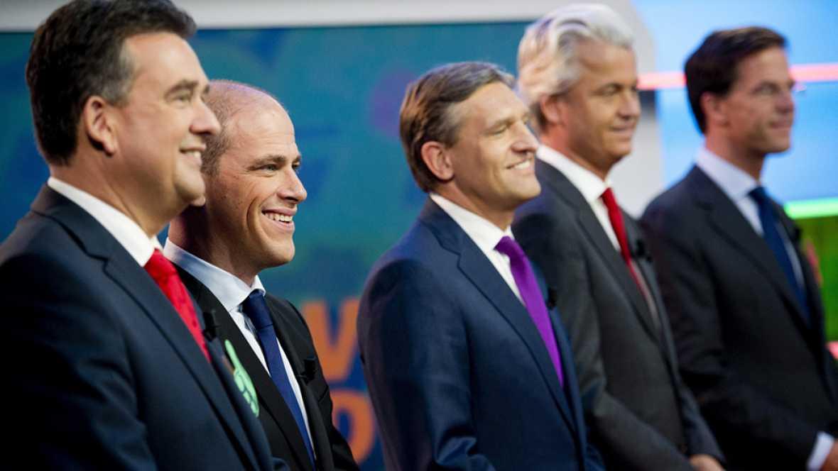 Así son los candidatos a las elecciones holandesas