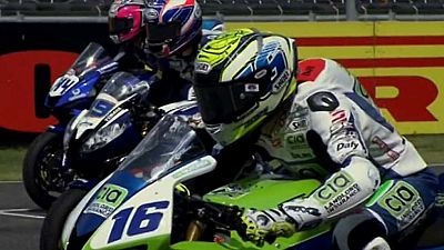 Motociclismo - Campeonato del mundo Superbike. World Supersport prueba Thailandia - ver ahora
