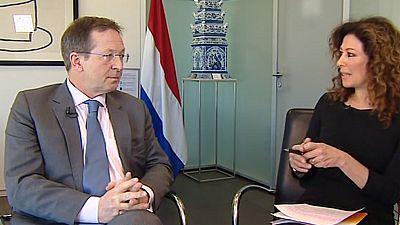 """El embajador holandés en España: """"Es difícil que haya una coalición que incluya al partido de Wilders"""""""