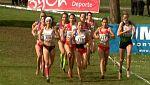 Cross - Campeonato de España - Carrera Absoluta y Promesas Femenina, desde Gijón