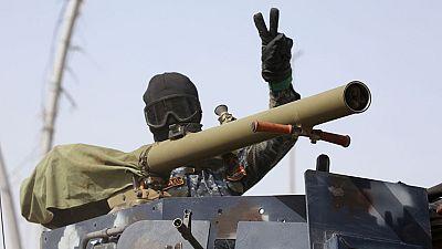 El ejército iraquí avanza sobre la parte occidental de Mosul