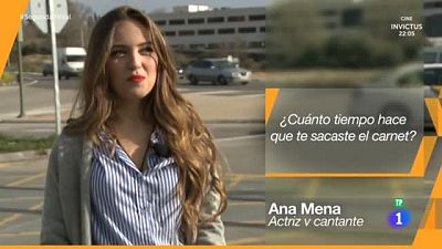 'Cuestionario' - Ana Mena