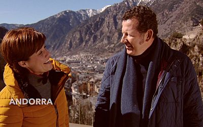 'Tomas falsas' - Andorra