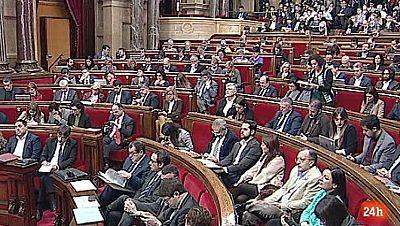 Parlamento - Otros parlamentos - Reglamento del Parlament de Cataluña - 11/03/2017