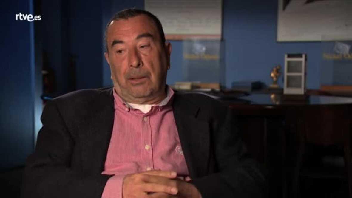 José Luis Garci recuerda a Pepe Legrá y Fred Galiana, hablando del tipo de boxeo de Eric Pambani