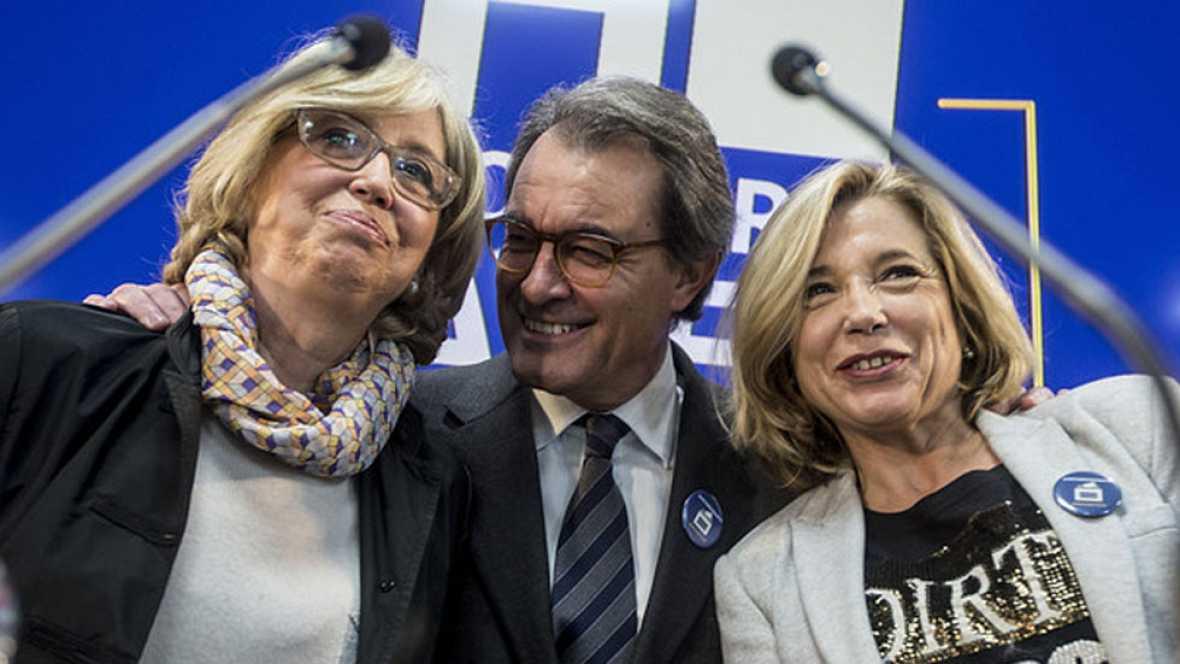 Mas, Ortega y Rigau, condenados a inhabilitación por desobedecer al Tribunal Constitucional