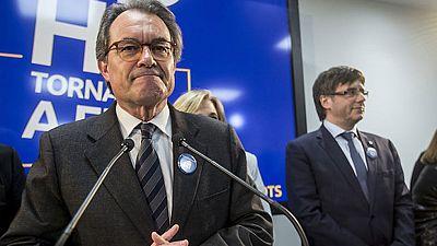 Artur Mas afirma que no se arrepiente y que piensa recurrir al Supremo