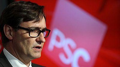 El PSOE cree que la sentencia es la consecuencia lógica después de que Artur Mas desobedeciera al Tribunal Constitucional