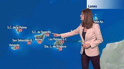 El tiempo en Canarias - 13/03/2017