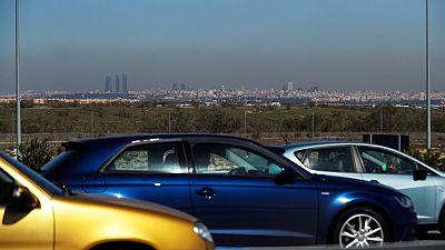 Madrid tomará medidas para mejorar la calidad del aire en los próximos ocho años