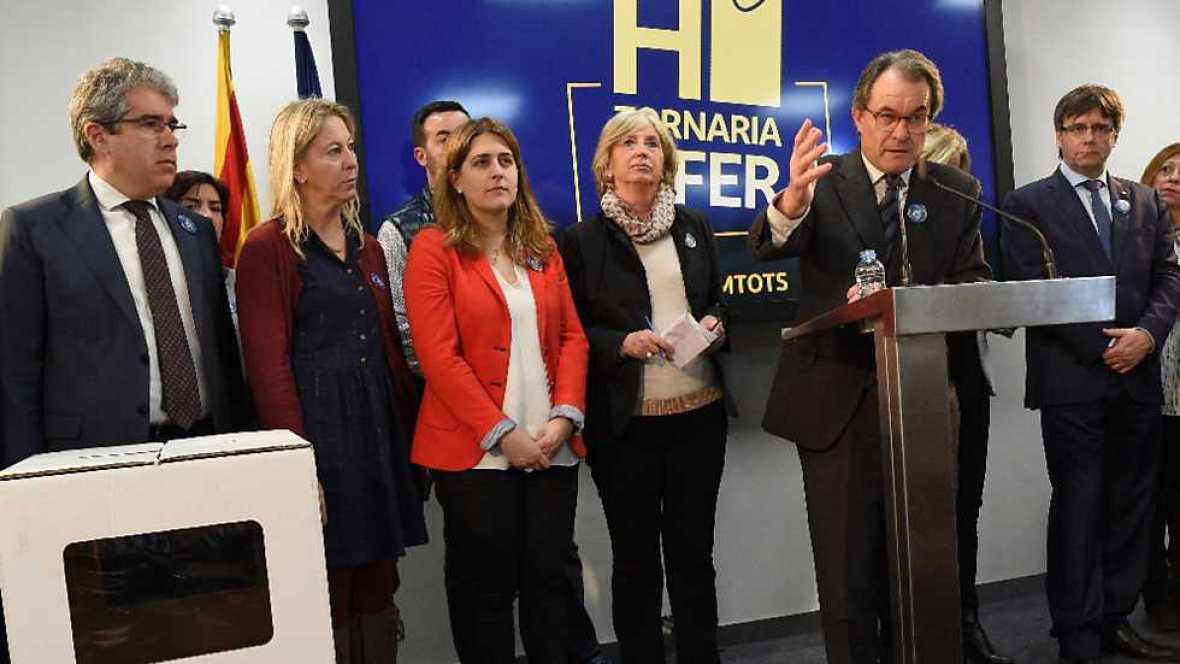 Telediario - 21 horas - 13/03/17 - ver ahora