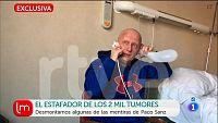 Nuevas imágenes del fraude de Paco Sanz