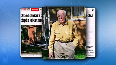 Tiene 98 años y se le consideraba un emigrante anciano más de Mineápolis, Estados Unidos. Pero ahora la justicia polaca ha pedido su extradición. Le acusa formalmente de haber ordenado asesinar a decenas de judíos durante la Segunda Guerra Mundial, c