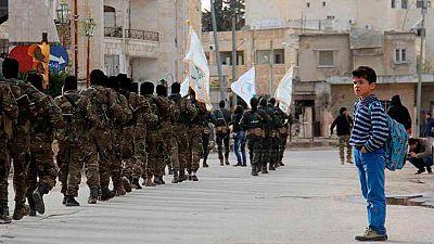 Se cumplen seis años del comienzo de la guerra en Siria