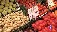 Comando Actualidad - Ordenación de la fruta por colores - Reportaje
