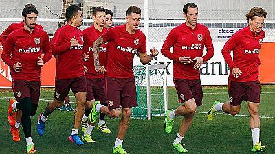 El Atlético no quiere sorpresas ante el Leverkusen