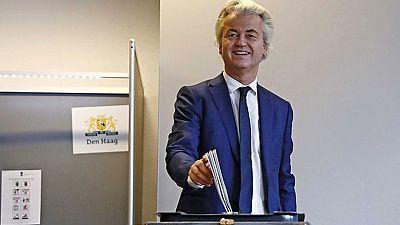 Holanda vota en unas elecciones que pueden marcar el camino de la extrema derecha en Europa