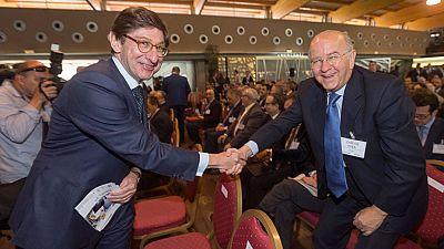 El FROB propone la fusión de Bankia y BMN para rentabilizar su venta