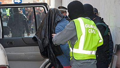 Detenido un ciudadano marroquí en Girona por financiar al Daesh