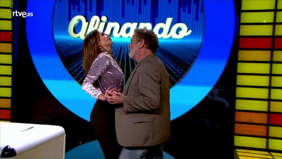 El gran reto musical - Pablo Carbonell saca a bailar a Eva González