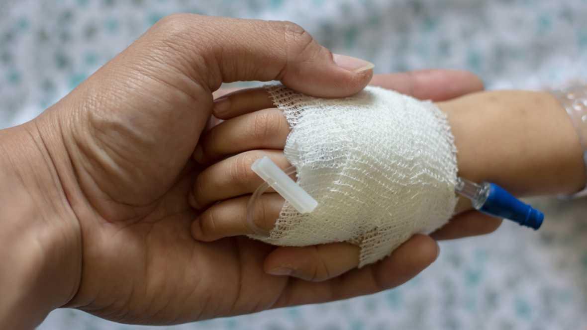 El hospital de la paz elegido como primera referencia en trasplantes de ni os telediario - Hospital de la paz como llegar ...